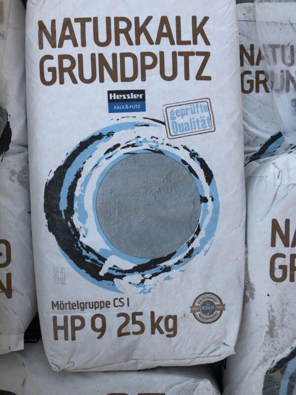 Hessler HP9 Naturkalk Grundputz