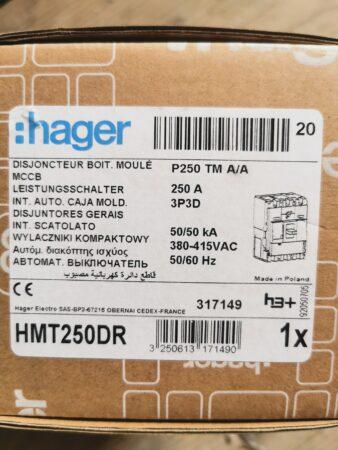Hager  HMT 250 DR H3+