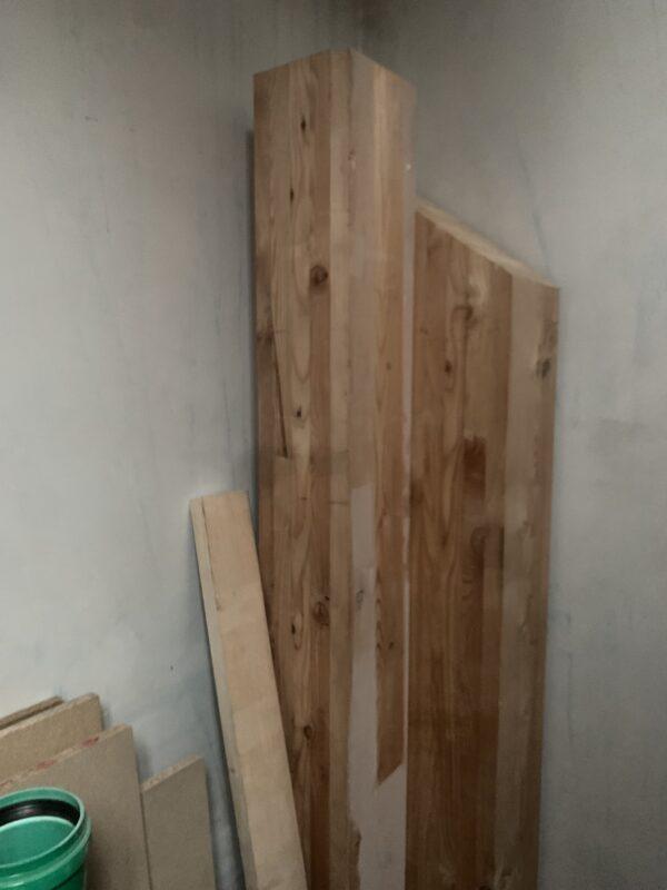 Brettschichtholz – BSH Lärche Balken