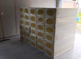 Knauf Dämmung Deckendämmplatten 035 Plus 400x1200x60 mm inkl. Befestigungsmaterial