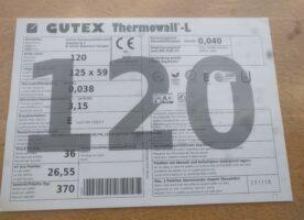 GUTEX Thermowall L 120