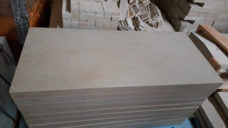 Mauerabdeckung flachdach Sandstein Fensterbank Trittstufe