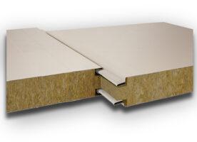Sandwichplatten MWF 100 mm 1 Wahl