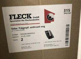 Solar-Trägerpfanne, Erlus Karat, Anthrazit Eng, 11x2