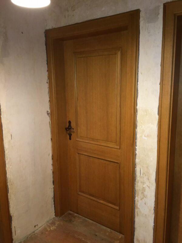 10 Schreiner-Türen, Anschlag links / rechts,