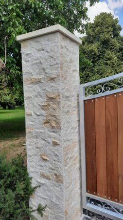 DORA Verblender Riemchen Klinker Sandstein