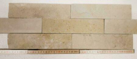 AGNES Fassadenverkleidung Verblender Riemchen Sandstein