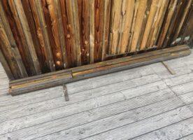 Rechteckiges Hohlprofil kaltgefertigt, geschweißt, 50 x 20 x 2 mm, S253 JRH, EN 10219-1, 45 Meter in 3 Meter Stücken m