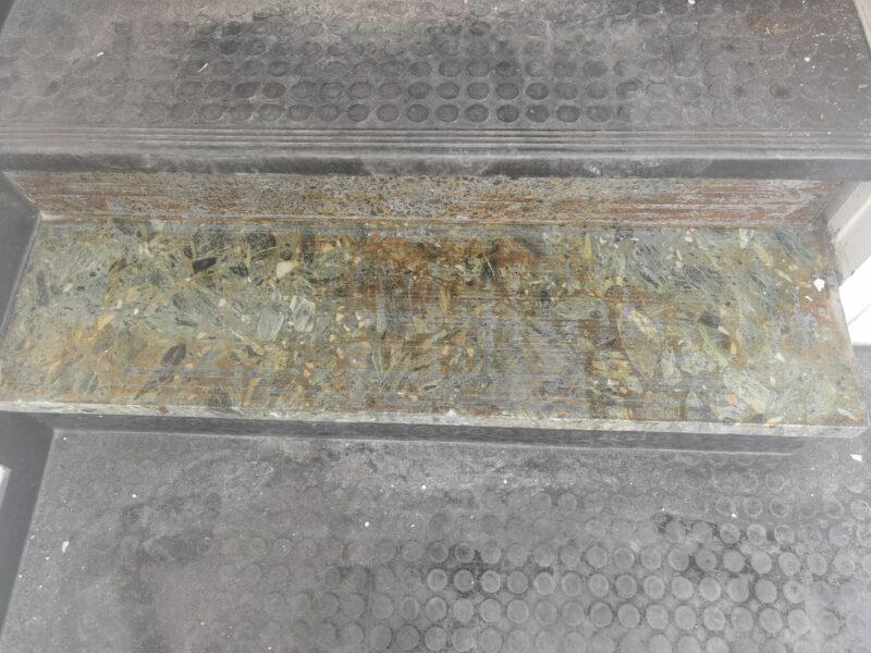 Terrazzo Treppenstufen