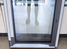Kunststoff Fenster REHAU 3 Fachverglasung DB 703 Alufensterbank