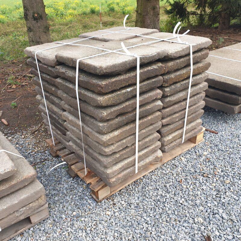 Granitplatten aus Schlesien