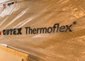 Gutex Holzfaserdämmmatten, Thermoflex, d=16cm