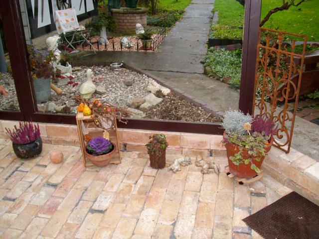 Sonder Posten Mediterrane Boden Ziegel Platten Fliesen Terrasse Antik Ziegel Backsteine Terracotta