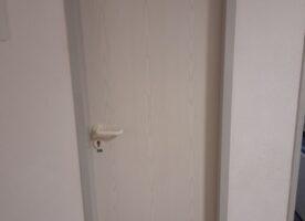 Tür mit Zarge