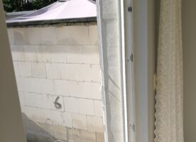 Kunststoff PSK-Tür, Parallel-Schiebe-Kipp-Tür, Terassen Tür