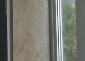 Natursteinfensterbank 345mm breit