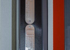 Promat Schallschutztür Stahl DIN L, 142cm
