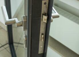 Promat Schallschutztür mit Seitenteil DIN R, 173cm