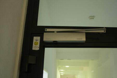 Hörmann Schallschutztür Stahl DIN L, 136cm