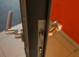 Promat Schallschutztür Stahl DIN R, 141cm