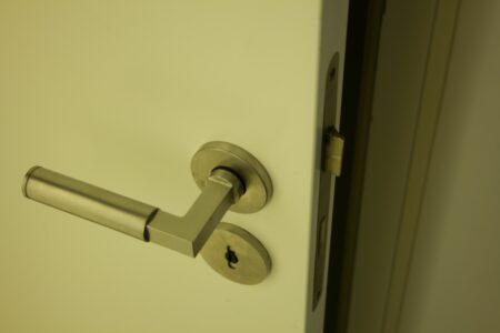 Badezimmertür DIN R Türen
