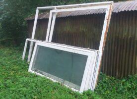 Terassenfensterelemente