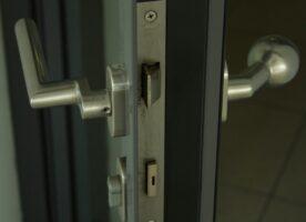 Promat Schallschutztür Stahl DIN L, 82cm