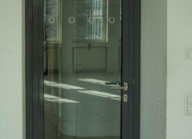 Promat Schallschutztür Stahl DIN L, 98cm