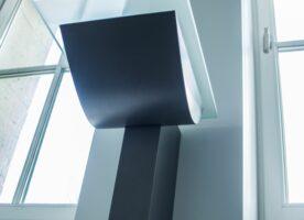 Zumtobel Wandleuchte indirekt mit Glasplatte