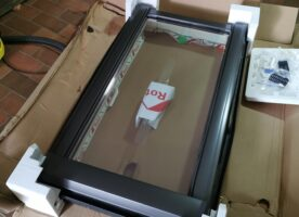 Velux Wohn- und Ausstiegsfenster GXU 0060