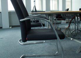 Bürostuhl schwarz (Marke:Köhl)