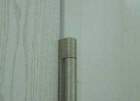 Tür Holzoptik DIN R, 81cm
