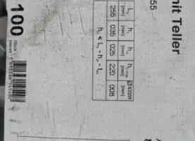 WDV, WDVS, 035, 200mm