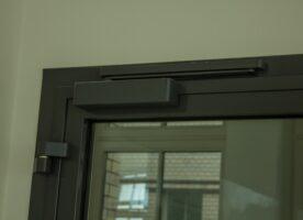 Promat Schallschutztür Stahl DIN L, 98,5cm