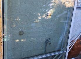 ZU VERSCHENKEN! Sprossenfenster, 3-Fach verglast, Holz, weiß, 122,5×148,5 cm