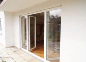 Kunststofffenster (12) und Terrassentüren (2)