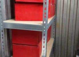 Halfen bi-Trapezboxen