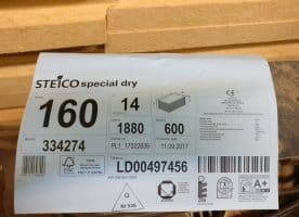 Steico special dry 160mm