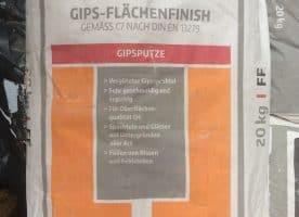 Ultipro Gips-flachenfinish