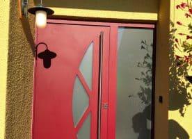 Haustür in RC2 Sicherheit