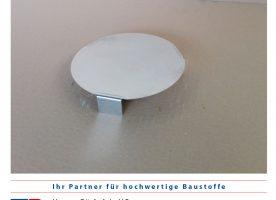 Kamin – Prallplatte 160 mm