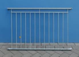 Fenstergitter – Französischer Balkon