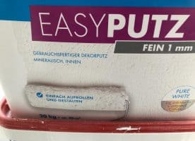 Knauf Easy-Putz 1,0 mm 20 kg