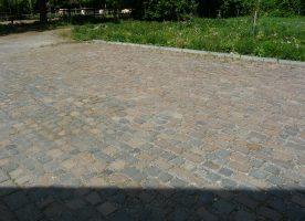 Kopfsteinpflaster – Natursteine, Großpflaster, historisch