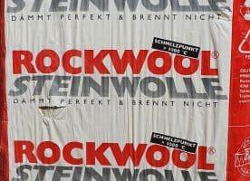Rockwool Steinwolle Sonorock Akustik 1.000 x 625 x 70 mm