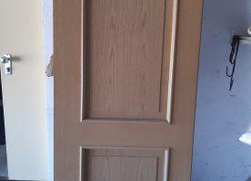 Türen, 1 x 2 flüglig, 1 x normale ausfertigung
