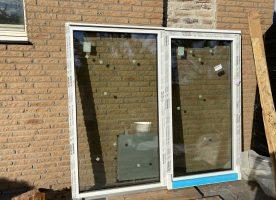 Terrassentür Schiebe-Kipp-Fenster mit Aufsatzrolladen