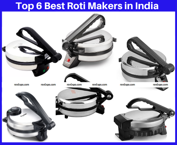 Top 6 Best Roti Makers in India