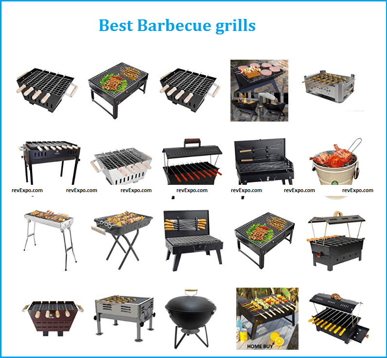 best Barbecue grill brands