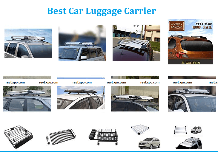 best car luggage carrier